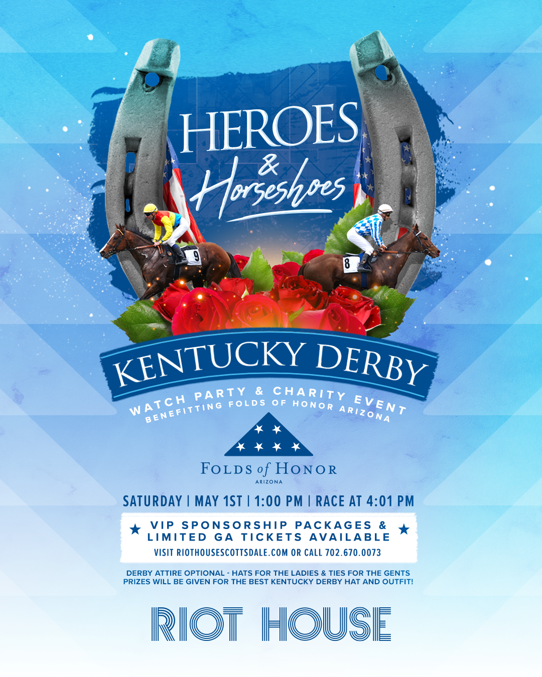 Tablelist   Buy Tickets and Tables to Heroes & Horseshoes ...